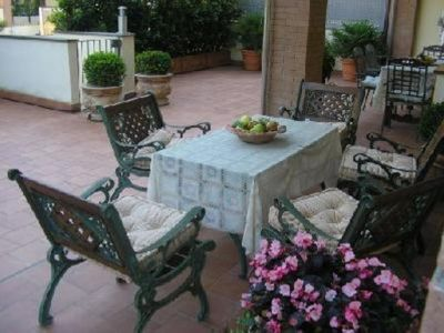 Photo for Beautiful apartment with big terrace  - Sesto Fiorentino near Florence