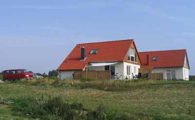 Photo for Vacation home with a sea view, 150m to the Flensburg fjord