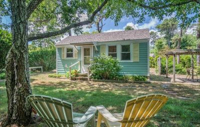 Photo for Adorable Cape Cod cottage perfect for couples & solo travelers, dogs OK!