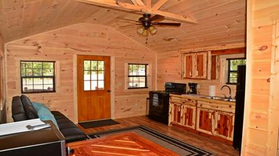 1br Cabin Vacation Rental In Buchanan Tennessee 2654200