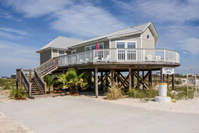 Photo for Unique 2 bedroom, 2 bath home with amazing gulf views and easy beach access- Salt Therapy