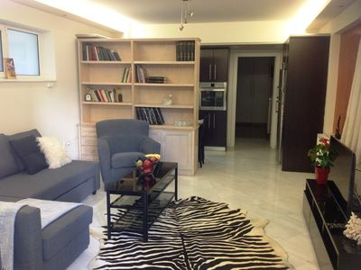 Photo for 1BR Apartment Vacation Rental in Paleo Faliro