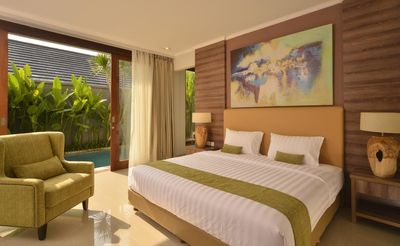 Photo for 2 Bedroom Villas Sotis Canggu