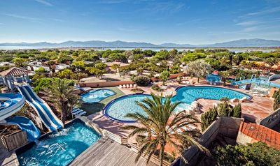 Photo for Rental Mobile home camping Mar estang in Canet-plage