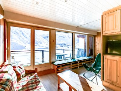Photo for Apartment Les Cimes in Tignes - 6 persons, 2 bedrooms