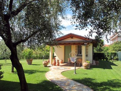 Photo for Vacation home Colli (MAS330) in Marina di Massa - 2 persons, 1 bedrooms