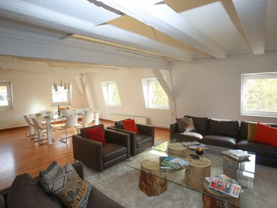 Photo for 3BR Apartment Vacation Rental in Colmar, Haut-Rhin
