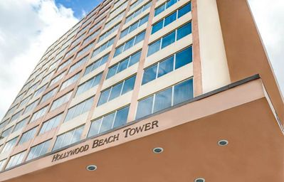 Photo for Hollywood Beach Tower Ocean Front Hotel!