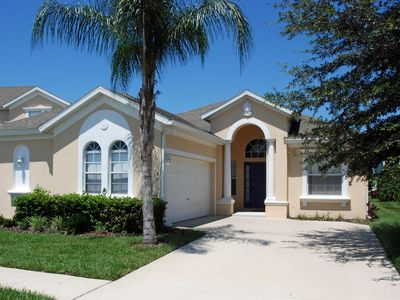 Photo for Beautiful Home Close to Disney Private Pool, Hot Tub and Wifi