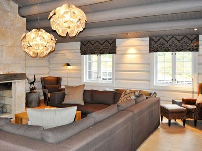 Photo for Vacation home Hafjell in Øyer - 12 persons, 5 bedrooms