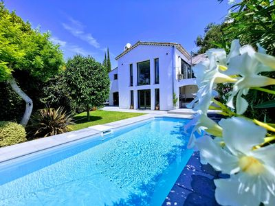 Photo for Incredible Villa with amazing Sea View in Le Cannet - Cannes