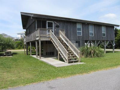 Photo for Exhale is Located close to the Hatteras Ferry, Teach's Lair Marina and at the southern end of Hatteras Village!