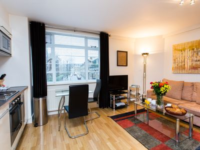 Photo for Lovely Studio Serviced Apartment in Chelsea - NGH