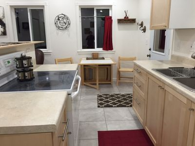 Photo for Newly Built 2 bedroom within walking distance of downtown and national forest