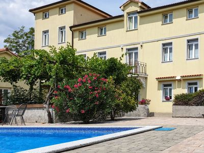 Photo for Vacation home Host (RIJ300) in Rijeka - 25 persons, 15 bedrooms
