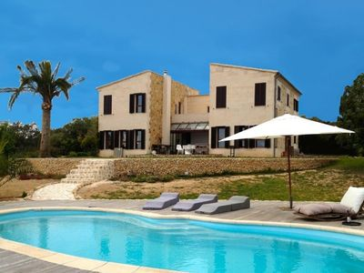 Photo for Designer villa on the island of Mallorca