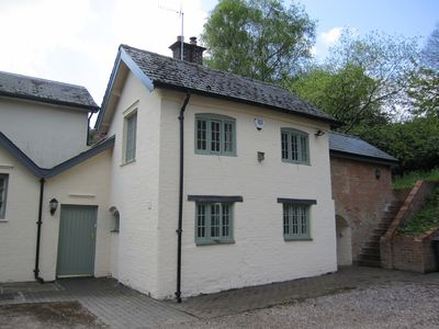 Photo for Old Bakehouse. Charming Cottages in Secluded Grounds of Historic Private Estate