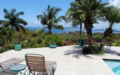 Photo for Villa Del Sol - Luxury 3 Bed/3.5 Bath Vacation Villa w/Pool and Panoramic Ocean Vistas!