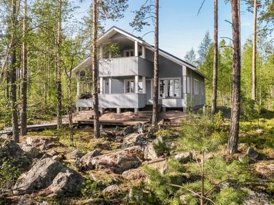 Photo for Vacation home B in Ruokolahti - 8 persons, 3 bedrooms