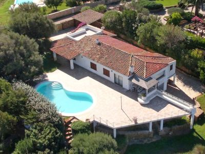 Photo for Vacation home Ilaria  in Cugnana Verde, Sardinia - 12 persons, 5 bedrooms