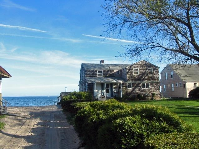 Beach Waterfront Cottage Rental In Old Lyme Old Lyme