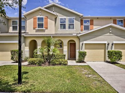 Photo for NEW! Spacious Townhome w/ Pool, 8 Mins to Disney!