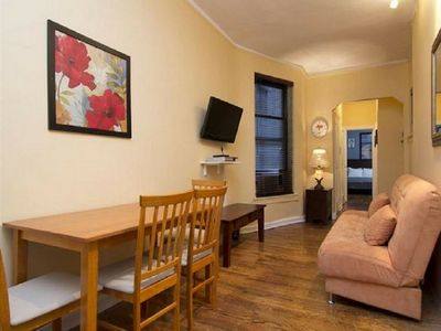 Photo for Charming 2 bedroom Apt. on 52nd & 3rd (7874) - Two Bedroom Apartment, Sleeps 7