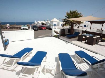Photo for 4BR Villa Vacation Rental in Charco del Palo