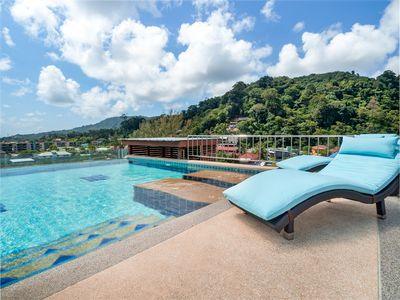Photo for 3 BDR Penthouse With Private Pool @ Kamala