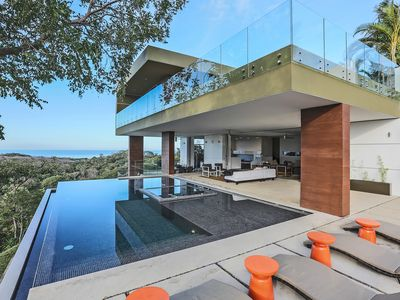 Photo for NEW! Spectacular Hillside Getaway, Infinity Pool, Full-Service Concierge