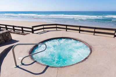 Oceanfront Jacuzzi #1 (Shared/Community)