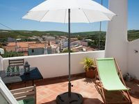 Cute house in delightful authentic Portuguese village. Perfect location for walks & surfing.