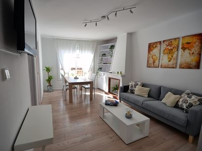 Photo for Sunny Apartment in Central Sitges