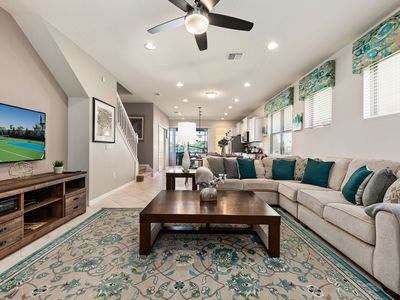 Photo for Westside Living | New 5 Bed Private Pool Home Minutes from Disney