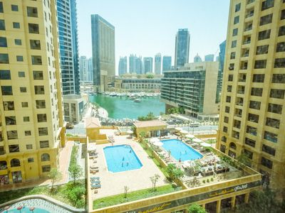 Photo for Fantastic 1BR in JBR Next to the Beach