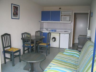 Photo for T2, 4 people,  ANTINEA residence