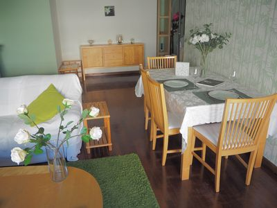 Photo for Alegria Apartment - Quiet and close to everything