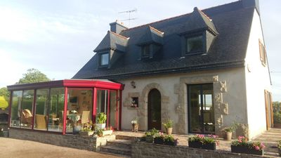 Photo for 3BR House Vacation Rental in Pédernec, Bretagne