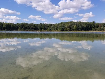 Photo for Relaxing lake get-away close to ORV trails!