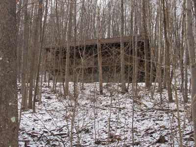 Photo for Secluded Cabin  Retreat