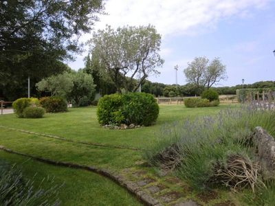 Photo for Residence apartment in the countryside just a short walk from the center of Capalbio