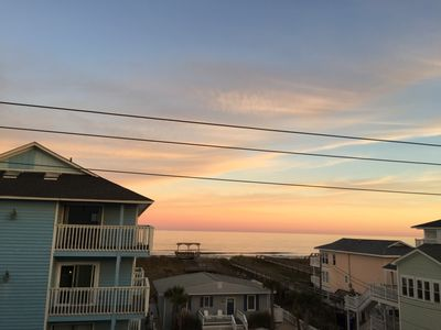 Photo for Carolina Beach Spectacular Views from Front & Back,  Pool & Wifi - Renovated