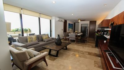 Photo for Kuxtal-401 · Brand New & Top Quality Condo right on 5th Avenue