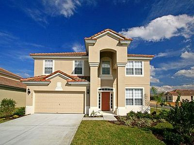Photo for Enjoy Orlando With Us - Windsor Hills Resort - Welcome To Cozy 6 Beds 4 Baths  Pool Villa - 3 Miles To Disney