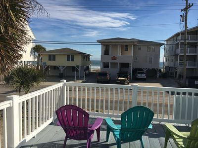 Photo for Make some Memories~Cherry Grove 8 bedroom house,Private pool & Hot tub