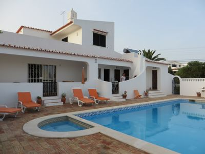 Photo for Independent villa with private pool and parking, Wifi - AL