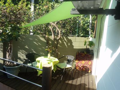 Photo for Beautiful bungalow with terrace