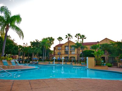 Photo for Modern 2 Bedroom condo located 1 mile from Disney
