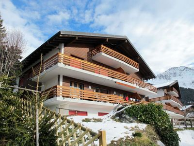 Photo for Apartment Ferienwohnung (VEB322) in Verbier - 12 persons, 5 bedrooms