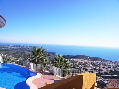 Photo for Apartment Vista Mar in Benitachell - 4 persons, 2 bedrooms
